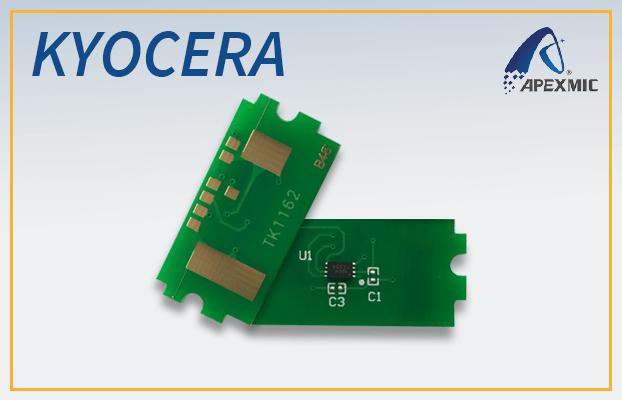 Chip para Kyocera P2040 (TK-1162 | TK-1160)